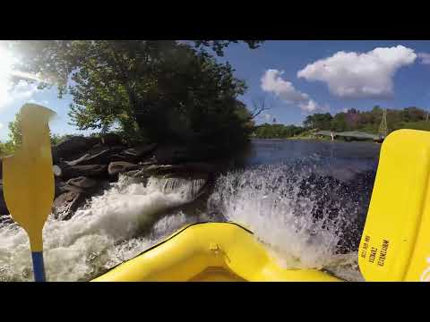 Rolling River Rampage VBS Raft Ride