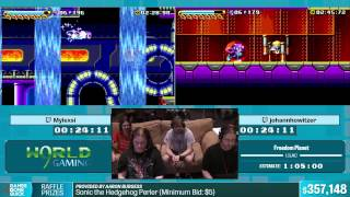 Freedom Planet by johannhowitzer, Mylexsi in 49:59 - Summer Games Done Quick 2015 - Part 77
