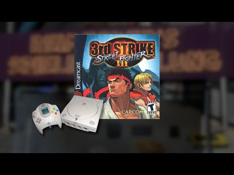 Gameplay : Street Fighter 3 the 3rd Strike [Dreamcast]
