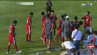 Video Timnas U-19 Vs Brasil U-20 Toulon Tournament 2017 download MP3, 3GP, MP4, WEBM, AVI, FLV Oktober 2018