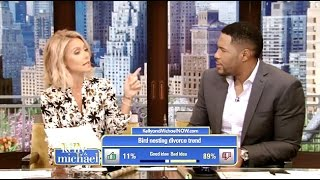 "#KellyandMichael Chat Post Divorce ""Bird Nesting"" 3 Homes To Raise The Kids"