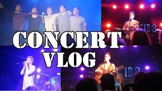 Thorsteinn Einarsson Concert Vlog @Wieselburg + Chris Emray