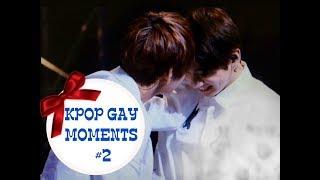 KPOP   GAY MOMENTS #2