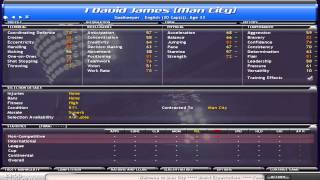 MY FIRST EVER FOOTBALL MANAGEMENT GAME! - Championship Manager 5