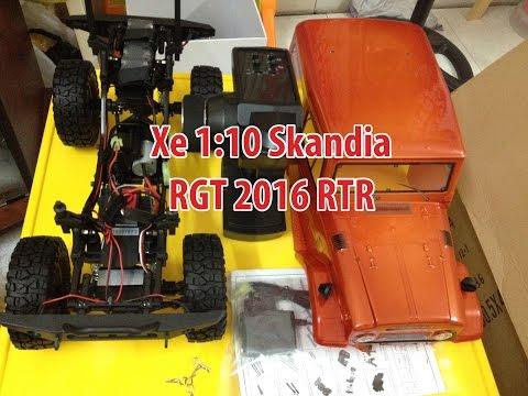 Xe 1:10 Skandia RGT 2016 RTR (1/3)