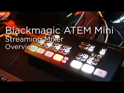 Blackmagic Atem Mini Wex Photo Video