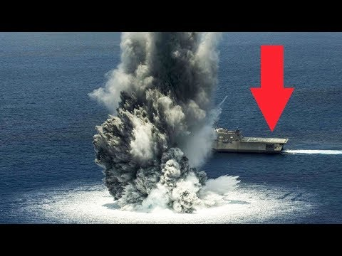 US Navy Using Best Weapons: Missiles, Bombs, Naval Guns, Exp