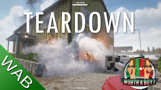 Teardown Review - Totally destructible world (Video Game Video Review)