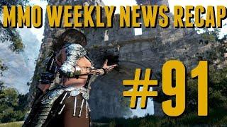 MMO Weekly News Recap #91 | Korean MMO Bonanza!