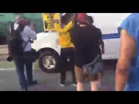 Protest taking over Pratt Street, Baltimore | Black Lives Matter