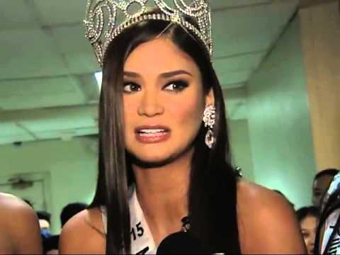 PNoy Courting the Miss Universe-Philippines?