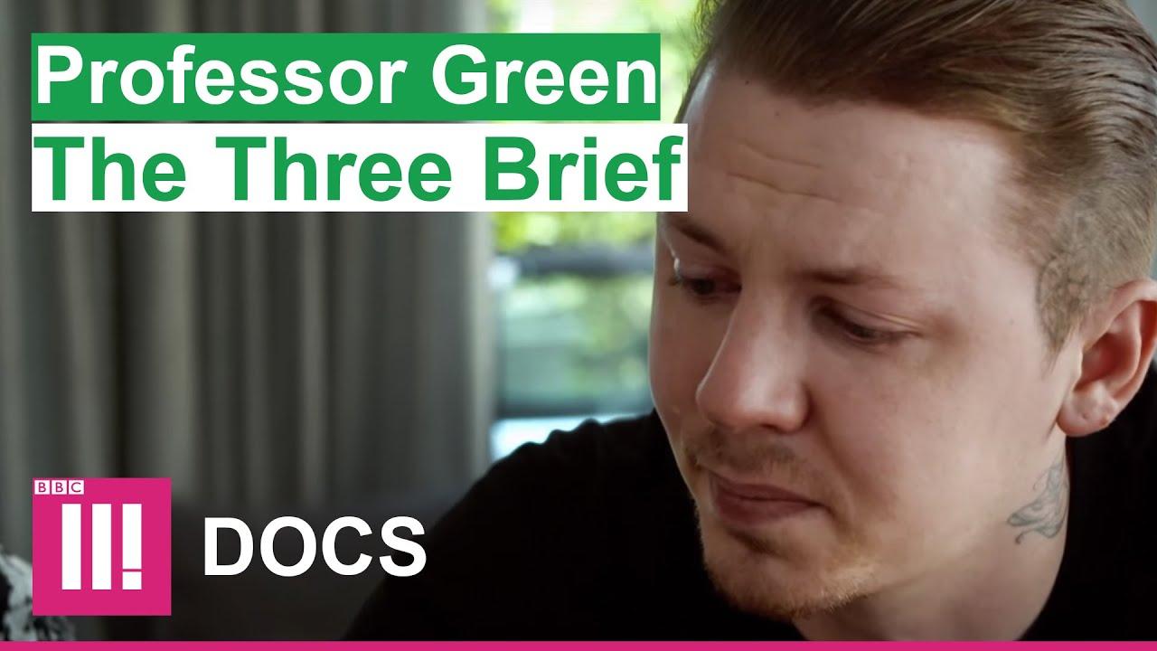 PROFESSOR GREEN SUICIDE ME
