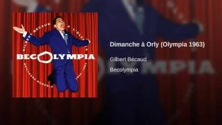 Dimanche à Orly (Live)