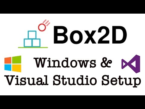 Box2D [SETUP] Visual Studio on Windows - YouTube