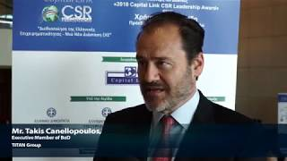 2018 8th Annual Capital Link CSR Forum - Mr. Canellopoulos Interview