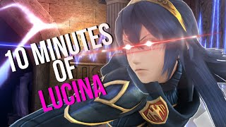 Character Spotlight: Lucina - Super Smash Bros. for Wii U