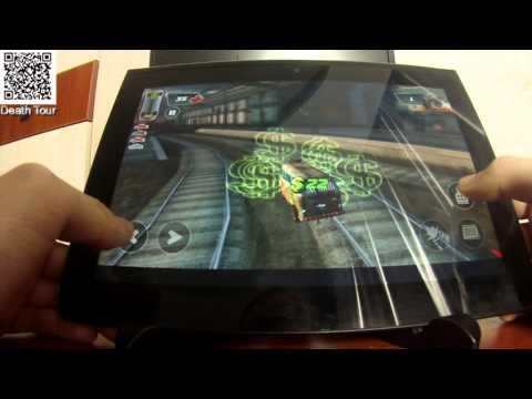 Играем в Death Tour- Racing Action Game на Андроид. Скачать!