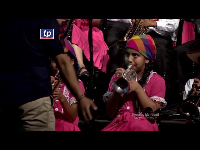 Orquesta Infantil Esperanzana - Premios Identidad TeleProgreso (2019)