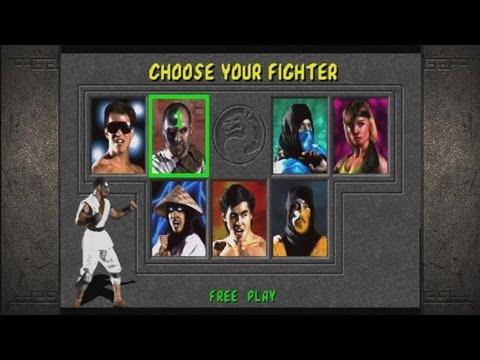 Mortal Kombat Arcade - Playthrough (XBOX 360)