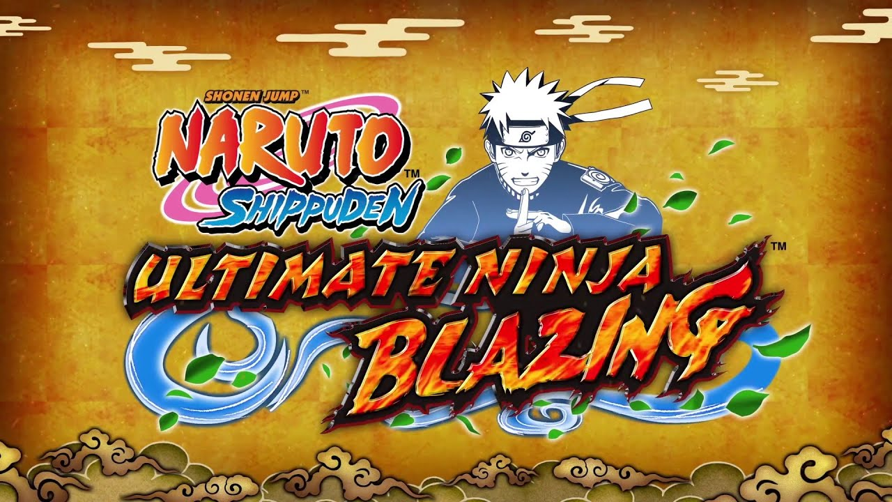 Ninja Blazing
