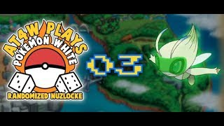 Pokémon White Randomized Nuzlocke 03: Brought To You By the Letter A - Let's Play