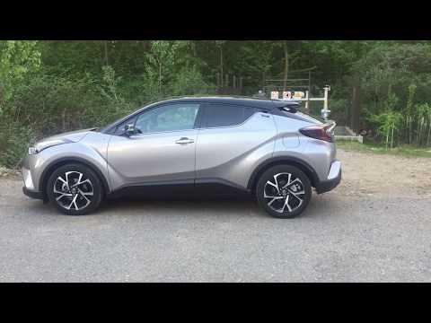 Toyota C-HR la vera prova