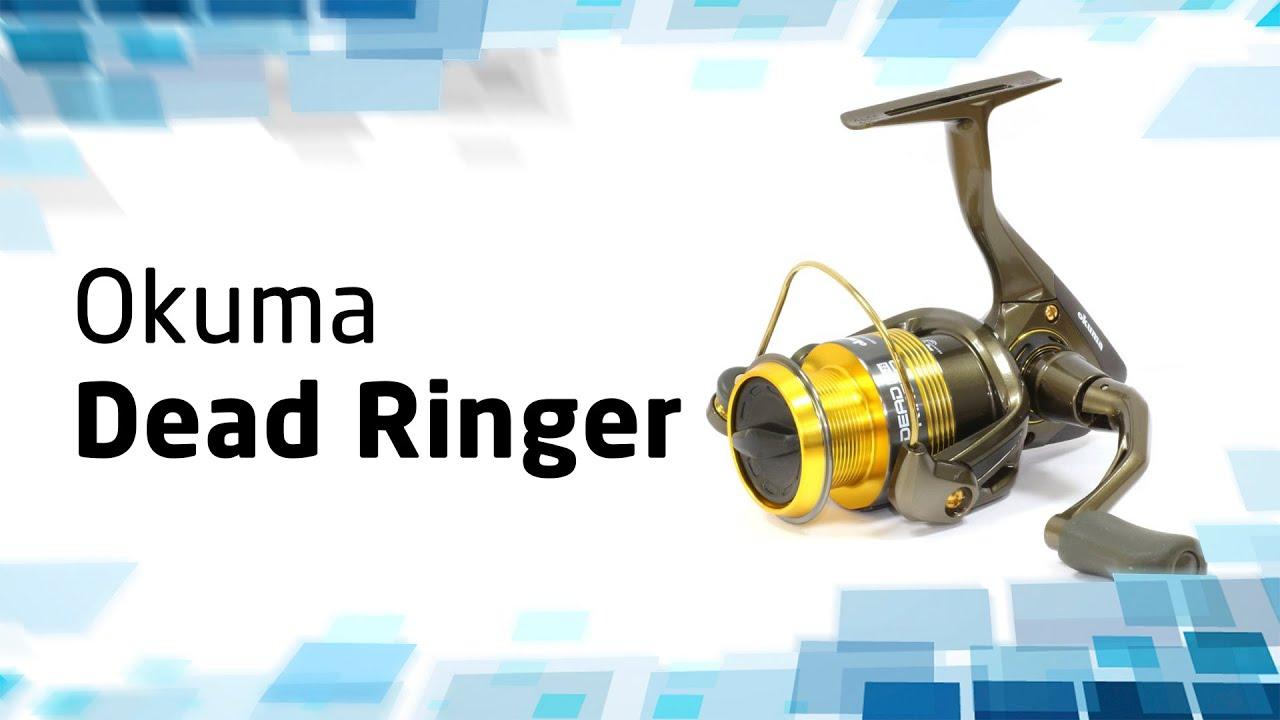Reel Okuma Deadringer Drgr 253 Daftar Harga Terbaru Dan Terlengkap Dead Ringer 25