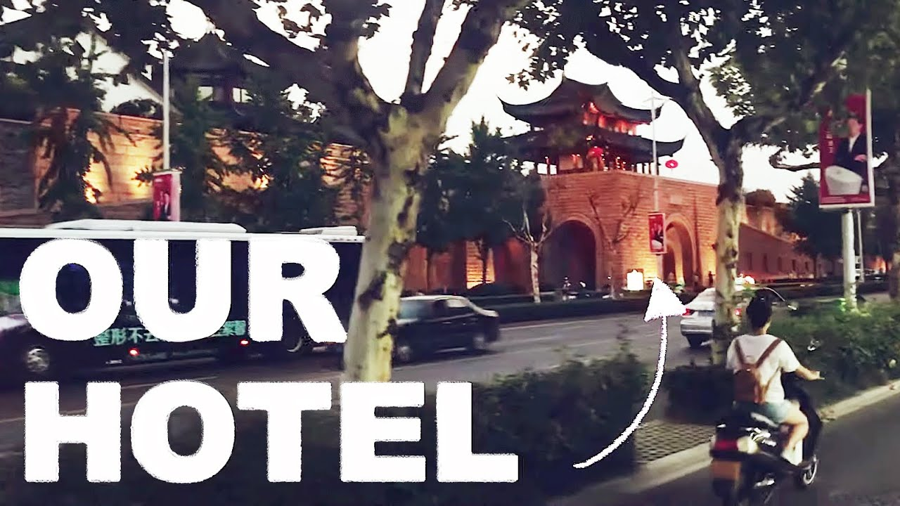 Our AMAZING Hotel in Suzhou & Tongli Water Town