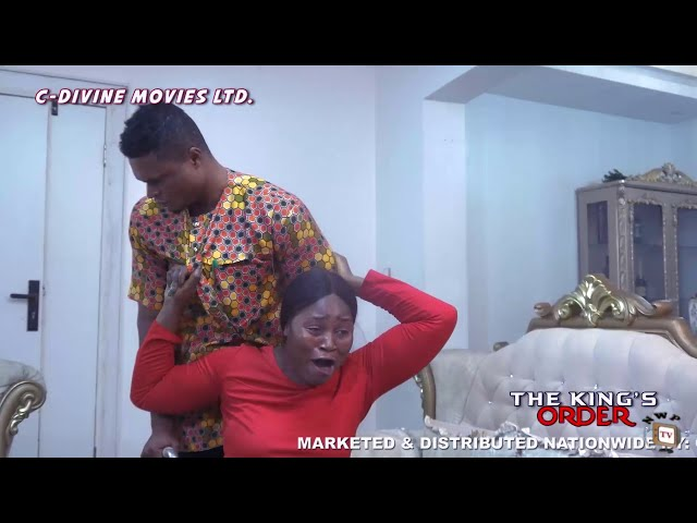 THE KING'S ORDER  - (Trending New Movie) Chizzy Alichi 2021 Latest Nigerian Nollywood New Movie