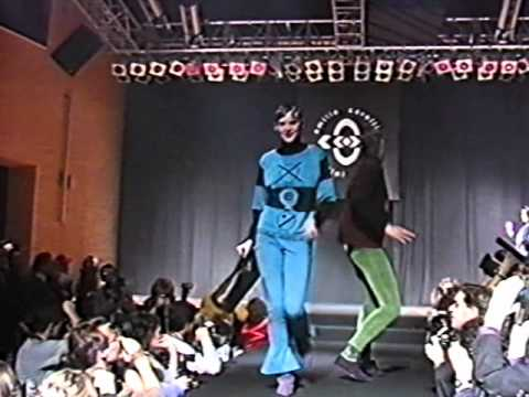 Emilio Cavallini Autumn-Winter 1989/90 | part 1/2 |
