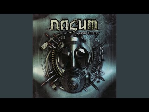 nasum fear from untitled split ep with asterisk