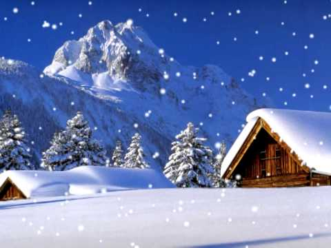 Snow Falling Background,Snow Background,Snowfalling Video Backgrounds,Snow Falling Live ...