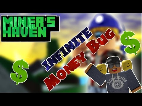 Miners Haven: Infinite money bug (Exotics required)