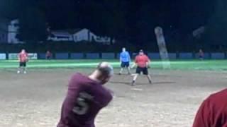 knapp schlappi vs finger lakes realty penn yan slow pitch softball championship