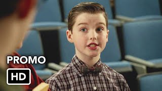 "Young Sheldon 3x15 Promo ""A Boyfriend's Ex-Wife and a Good Luck Head Rub"" (HD)"