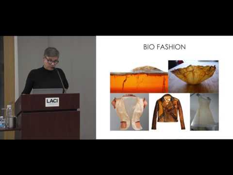 Future Textiles with Kristine Upesleja (MAKE IT Monthly Talk)