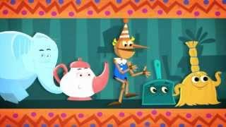 Download Фиксипелки - Пылесос - Фиксики | Песенки для детей - познавательные образовательные мультики Mp3 and Videos