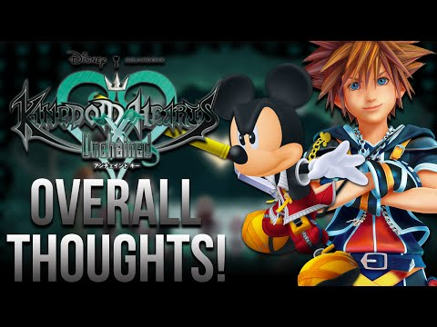 Kingdom Hearts Unchained X - Overall Thoughts