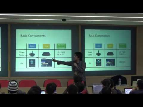 ML Lecture 23-3: Reinforcement Learning (including Q-learning)