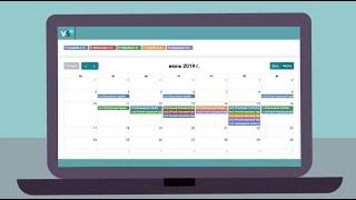 """Обучающий видео-урок №6 - Раздел"""" Календарь"""""""