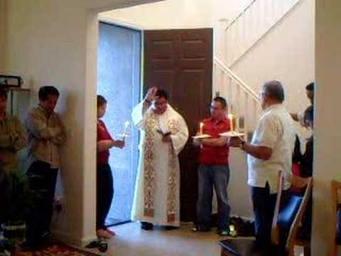 The House Blessing