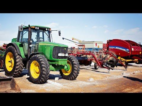 The 2019 Scott Implement Farm Machinery Auction