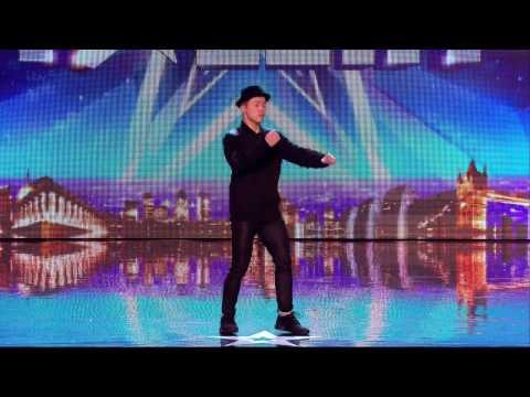 Britain's Got Talent S08E04 Kieran Lai Street Dance Performance