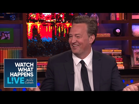 Matthew Perry Gets How Much From His 'Friends' Residual Checks?   WWHL