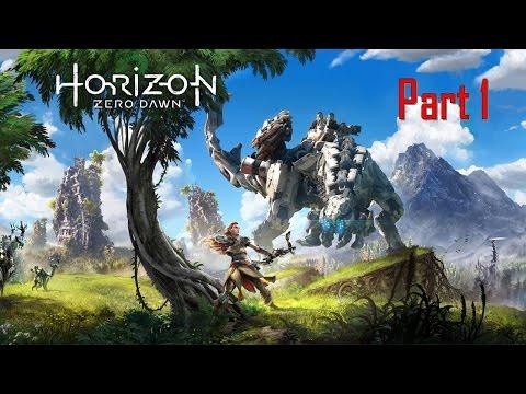 Horizon Zero Dawn Часть 1 Железный Мир