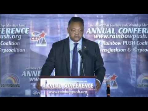 Refusing To Accept The Election Results 9 Months Later, Jesse Jackson Says 2016 Election Was Stolen