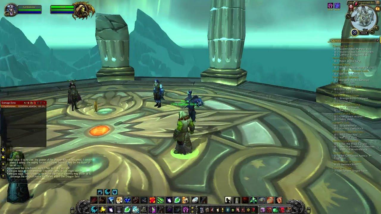 wow dragon soul raid guide