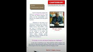 CANTERBURY MODERN PUBLIC SCHOO…