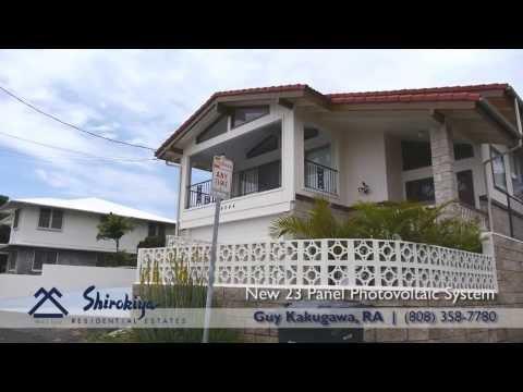 Hawaii Homes For Sale ► 4044 Keanu Street, Honolulu, HI 96816 ► Single Family