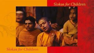 Slokas for Children  M.Ramani Sastrigal - Vol-4